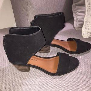 Lucky Brand Heel Sandals sz 7.5